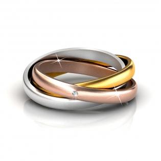 MYC Paris '3 Realms' Ring