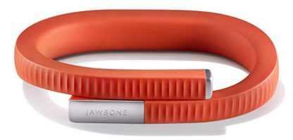 Jawbone Bracelet UP 24 Large Orange
