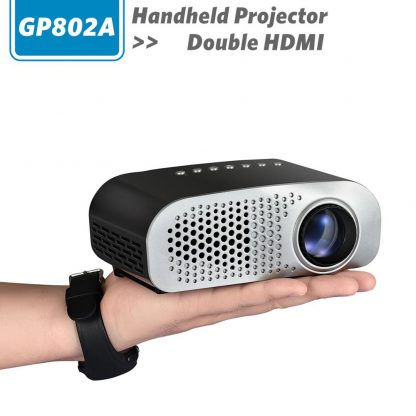 Simplebeamer Mini Portable LED Projector