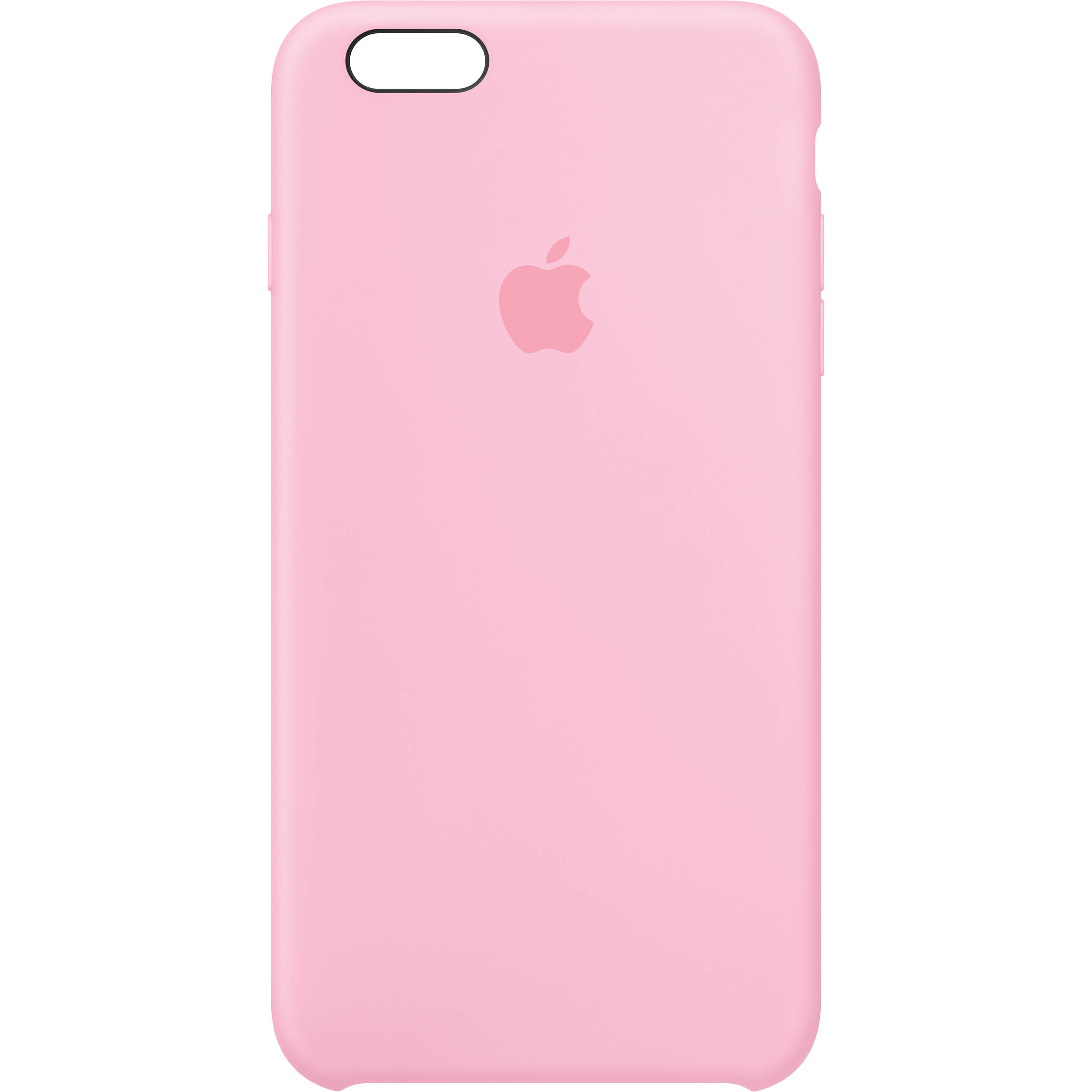 promo code 71c55 5796a Apple Silicone Case for iPhone 6 Plus - Pink