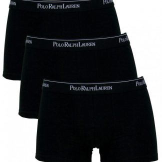 Ralph Lauren Black 3 Pack Trunks L size