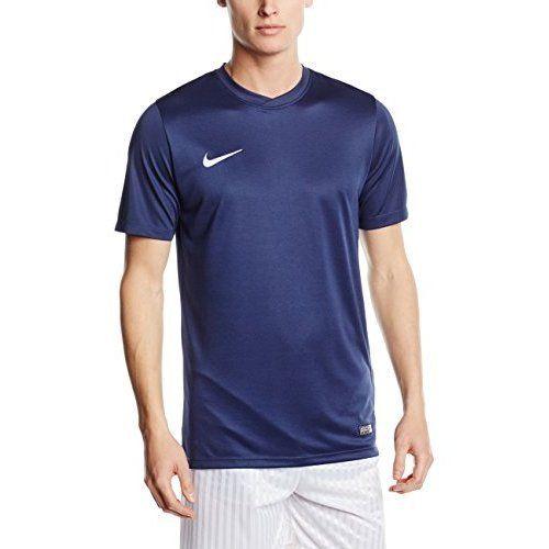 f09c6b56f Nike Men Park VI Jersey T-shirt – Midnight Navy White