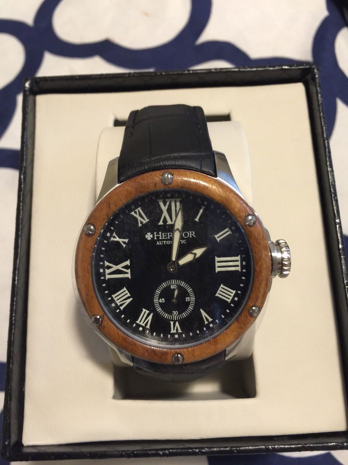 cfe95bc8a Heritor Automatic Montrichard HR4501 Mens Watch   King of sales ...