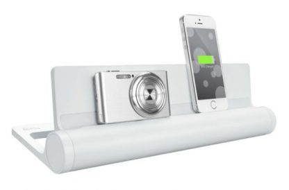 Quirky Converge Docking Station White