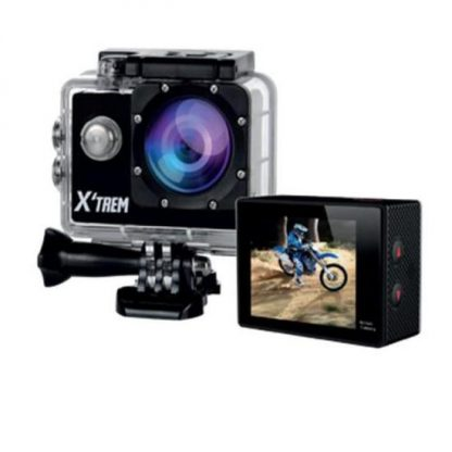 Storex X'Trem CSD122 Sports Camera HD Action Cam 720P + Accessory Kit