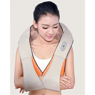 Cervical Massager Shiatsu 3D Multipurpose with Infrared Heat
