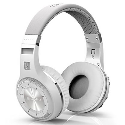 Bluedio H Turbine Wireless Bluetooth 4.1 Stereo Headphones with Mic (White)