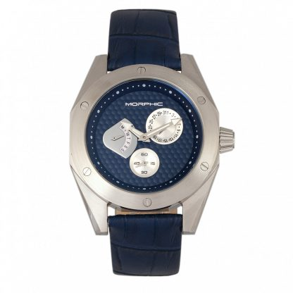 Morphic M46 watch blue