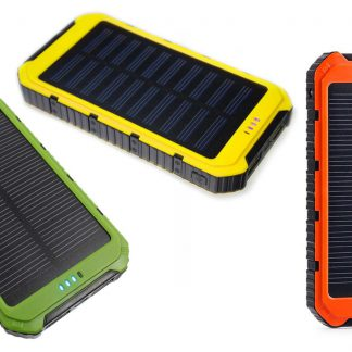 10000mAh Solar Chargeable Power Banks