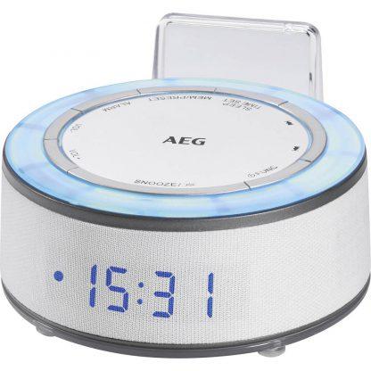 FM Radio alarm clock AEG MRC 4151