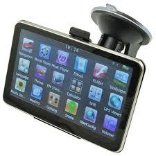 "Sat navigation GPS 12.7 cm 5 """