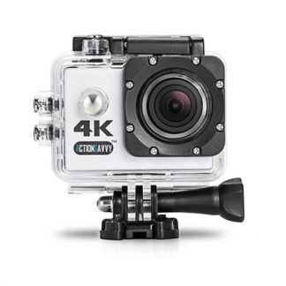 4K HD Action Sport WiFi Camera Waterproof Sony Lens