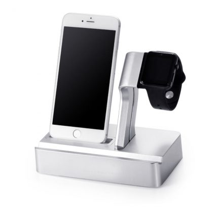 Apple Watch iPhone Charging Dock Stand Bracket Accessories Holder Kit