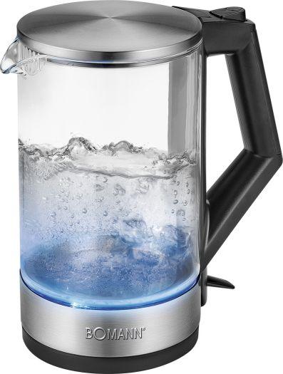 Bomann WKS 5032 G CB Glass Kettle