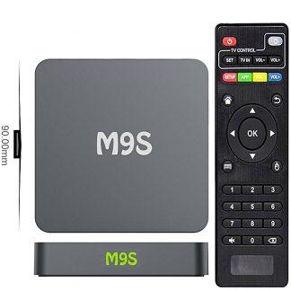 M9S Quad Core Android 5.1 TV Box