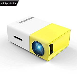 Meer YG300 Portable LED Video Projector