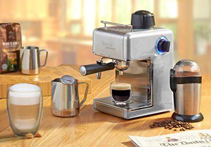 Cooks Professional Italian Espresso Coffee Machine D7501