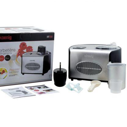 H.Koenig HF250 Ice Cream Maker 150 Watt