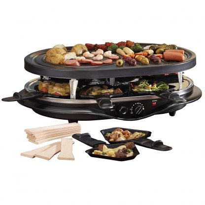 Cooks Professional Traditional Raclette with Thermostat G1287
