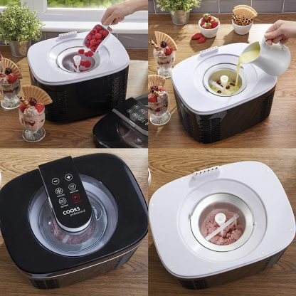 Cooks Professional Electric Ice Cream Maker