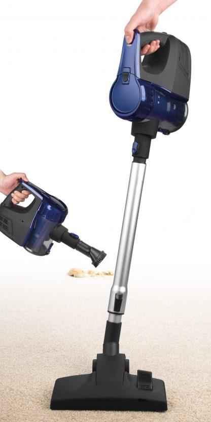 Prolectrix EF0277BGP 2-in-1 Cordless Handheld Rechargeable Vacuum Cleaner