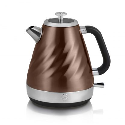 Swan Townhouse SK37010TWN Electric Twist Design Jug Kettle