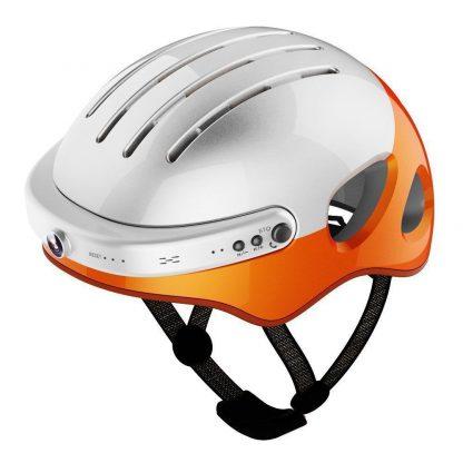 Original AirWheel C5 Smart Helmet HD Camera Bluetooth Headsets WiFi Music