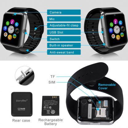 Smartwatch SW-832