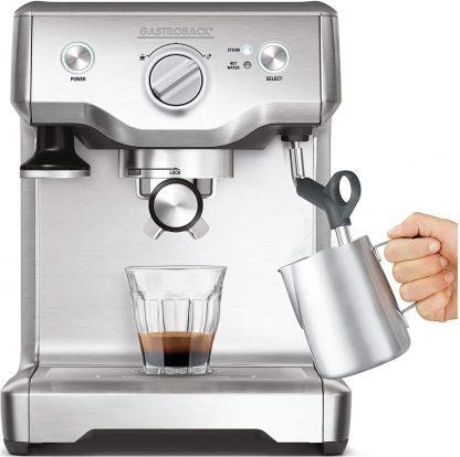 Gastroback Design Espresso Maschine Advanced S 42609S