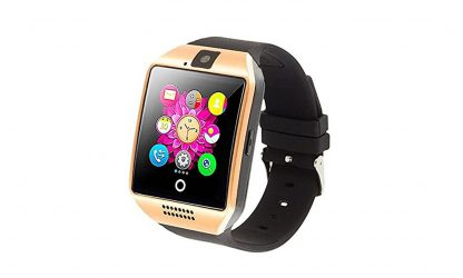 Bluetooth Smartwatch with Sim Card Slot